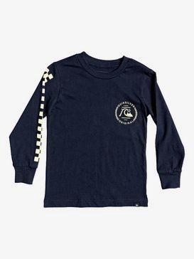 Golden Embers - Long Sleeve T-Shirt for Boys 2-7  AQKZT03604