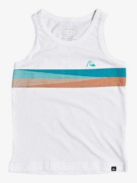 Season Stripe - Vest for Boys 2-7  AQKZT03606
