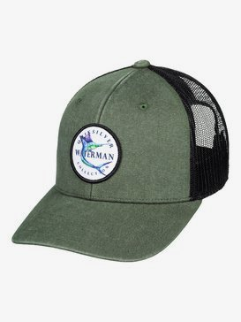 Waterman Jiggy With It - Trucker Cap for Men  AQMHA03105