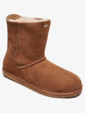 Niamey - Sheepskin Boots for Men  AQYB700036