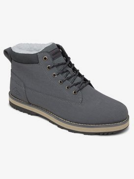 Mission V - Leather Lace-up Winter Boots for Men  AQYB700047