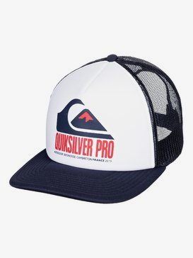 Quik Pro France - Trucker Cap for Men  AQYHA04451
