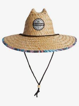 Outsider - Straw Lifeguard Hat for Men  AQYHA04462