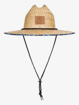 Outsider - Straw Lifeguard Hat  AQYHA04585