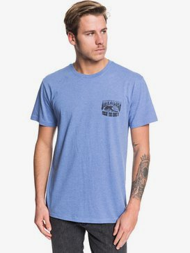Wave Woman Wheels - T-Shirt for Men  AQYZT06207