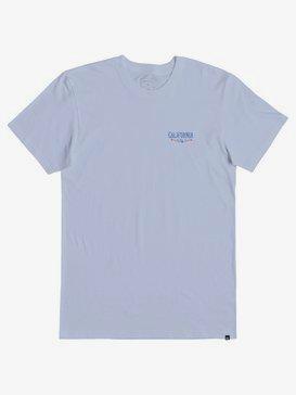 CA Surf Guide - T-Shirt for Men  AQYZT07143
