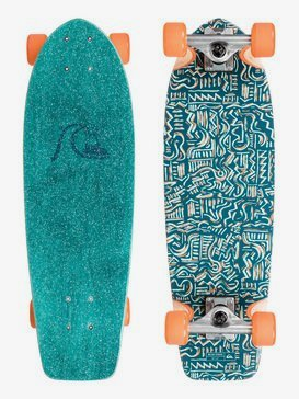 Brush Stroke - Longboard Skateboard  EGL020SKBS
