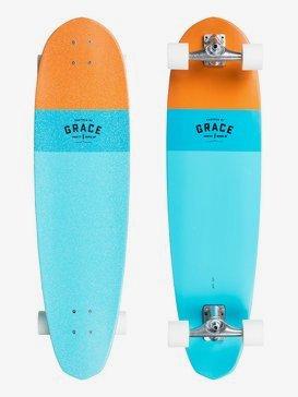 "Minibu Phil Grace - 37""Surfboard Cruiser Skateboard  EGL0MINIBU"