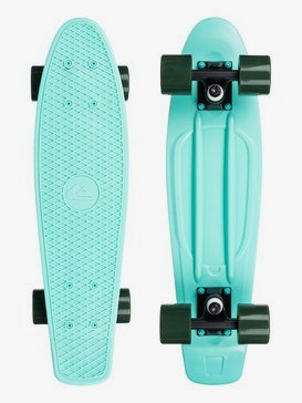 "Aquatic - 22.5"" Mini Cruiser Skateboard  EGLAQUATIC"