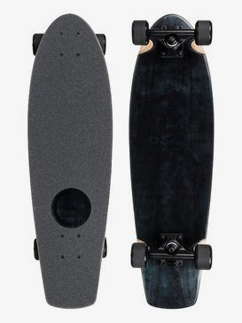 "New Black Beauty - 29"" Small Cruiser Skateboard - Complete  EGLNBLKBTY"