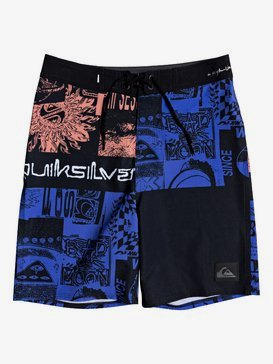"Highline Vortex 17"" - Board Shorts for Boys 8-16  EQBBS03438"