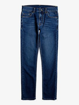 Distorsion Medium Dark - Slim Fit Jeans for Boys 8-16  EQBDP03160
