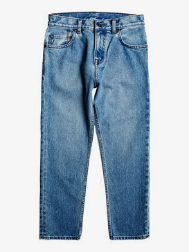 Mish Lingo - Loose Fit Cropped Jeans for Boys 8-16  EQBDP03162