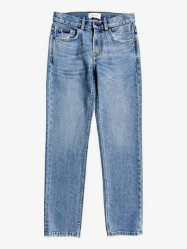 Modern Wave Salt Water - Straight Fit Jeans  EQBDP03165
