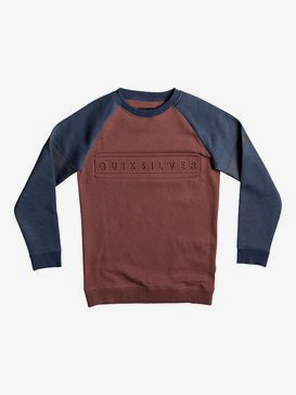 Mebok - Longline Sweatshirt for Boys 8-16  EQBFT03380