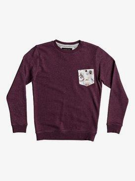 Calgara - Sweatshirt for Boys 8-16  EQBFT03444