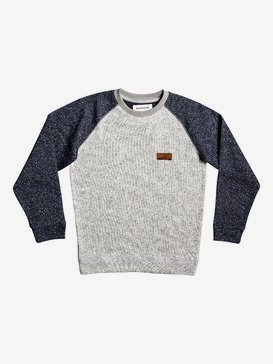 Keller Block - Fleece Lined Sweatshirt for Boys 8-16  EQBFT03547