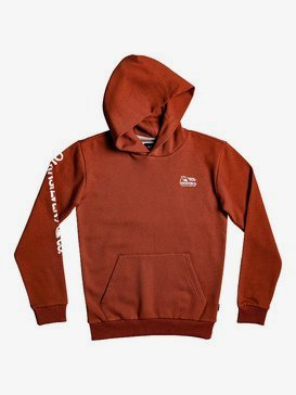 Flanklin Sunset - Hoodie for Boys 8-16  EQBFT03553
