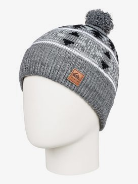 Nash - Pom-Pom Beanie for Boys 8-16  EQBHA03046