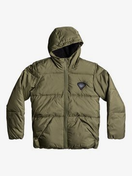 Sweet Yana Ki - Water-Repellent Puffer Jacket for Boys 8-16  EQBJK03135