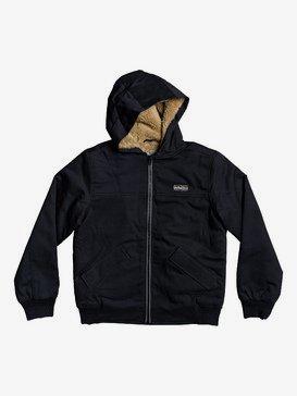 Clarendon Scot - Water-Resistant Hooded Jacket for Boys 8-16  EQBJK03180