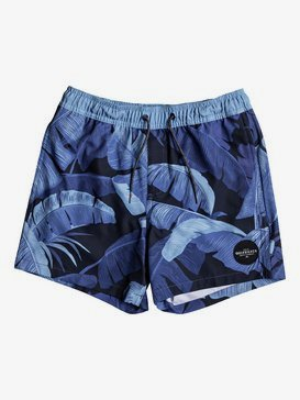 "Island Time 13"" - Swim Shorts for Boys 8-16  EQBJV03134"