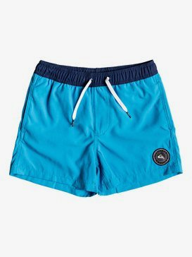 "Glitch 13"" - Swim Shorts for Boys 8-16  EQBJV03213"