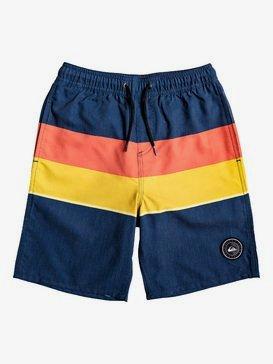 """Seasons 17"""" - Swim Shorts for Boys 8-16  EQBJV03231"""