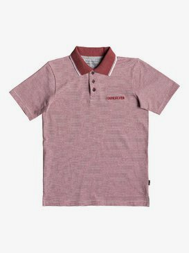 Living Vroom - Short Sleeve Polo Shirt for Boys 8-16  EQBKT03218
