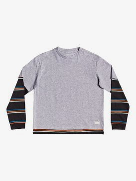 Moki Murraw - Long Double Sleeve T-Shirt for Boys 8-16  EQBKT03228