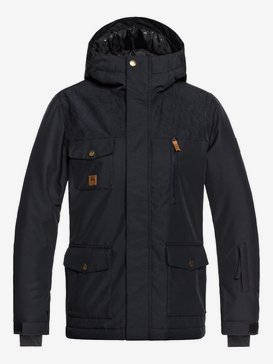 Raft - Parka Snow Jacket for Boys 8-16  EQBTJ03073