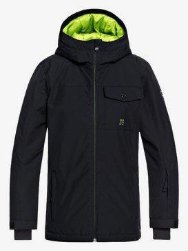 Mission - Snow Jacket for Boys 8-16  EQBTJ03078