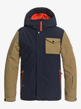 Ridge - Snow Jacket for Boys 8-16  EQBTJ03114