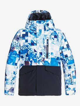 Mission Block - Snow Jacket for Boys 8-16  EQBTJ03119