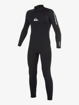 5/4/3mm Rental Series - Back Zip Wetsuit for Boys 8-16  EQBW103042