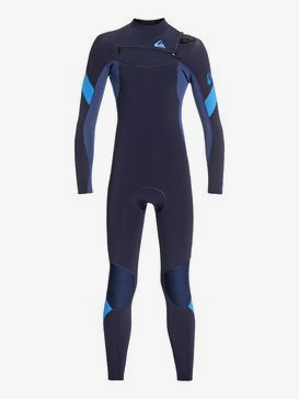 4/3mm Syncro - Chest Zip GBS Wetsuit for Boys 8-16  EQBW103053