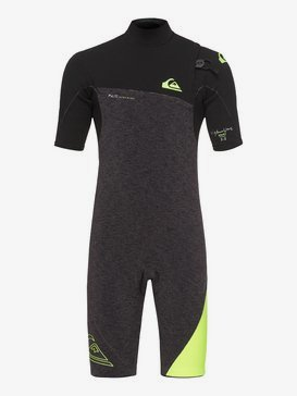 2/2mm Highline Series - Short Sleeve Zipperless Springsuit for Boys 8-16  EQBW503007