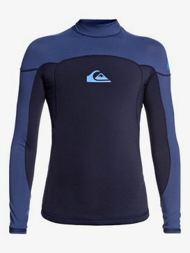 1mm Syncro - Long Sleeve Neoprene Surf Top  EQBW803005