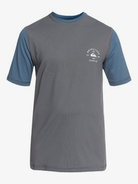 Colour Blocked - Amphibian UPF 50 Surf T-Shirt for Boys 8-16  EQBWR03046