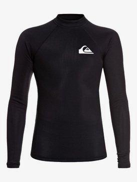 Heater - Long Sleeve UPF 50 Rash Vest for Boys 8-16  EQBWR03108