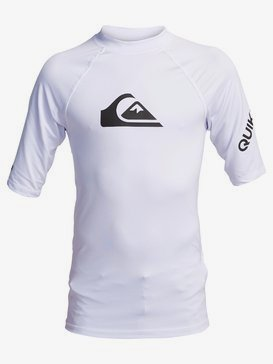 All Time - Short Sleeve UPF 50 Rash Vest  EQBWR03121