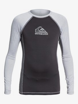 Backwash - Short Sleeve UPF 50 Rash Vest  EQBWR03124