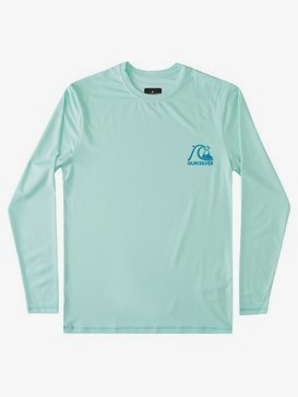 Heritage - Long Sleeve UPF 50 Surf T-Shirt for Boys 8-16  EQBWR03140