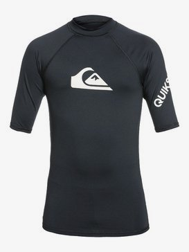 All Time - Short Sleeve UPF 50 Rash Vest for Boys 8-16  EQBWR03158