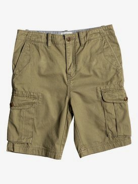 "Crucial Battle 18"" - Cargo Shorts for Boys 8-16  EQBWS03226"