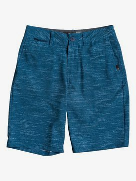 "Union Slub 18"" - Amphibian Board Shorts for Boys 8-16  EQBWS03314"