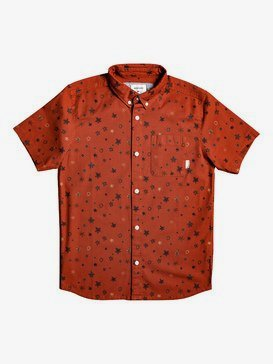 Ditsy - Short Sleeve Shirt for Boys 8-16  EQBWT03261