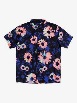 Daisy Spray - Short Sleeve Shirt for Boys 8-16  EQBWT03285