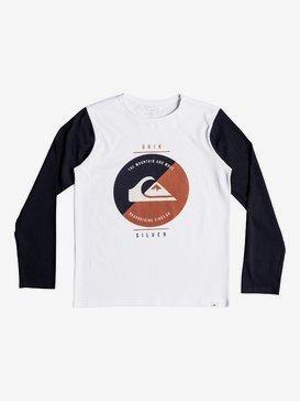 Shook Up - Long Sleeve T-Shirt for Boys 8-16  EQBZT03795