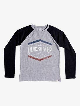 Sketchy Member - Long Sleeve T-Shirt for Boys 8-16  EQBZT03796